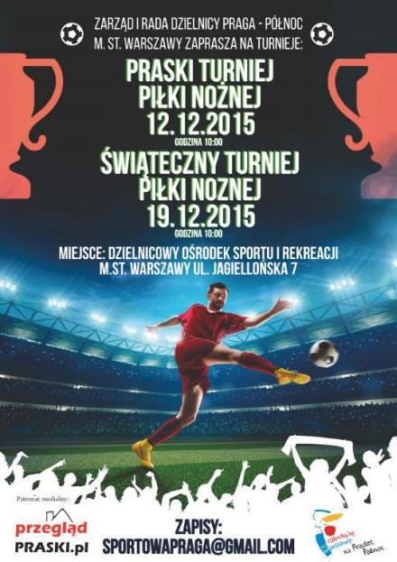 Praski turniej piłki nożnej