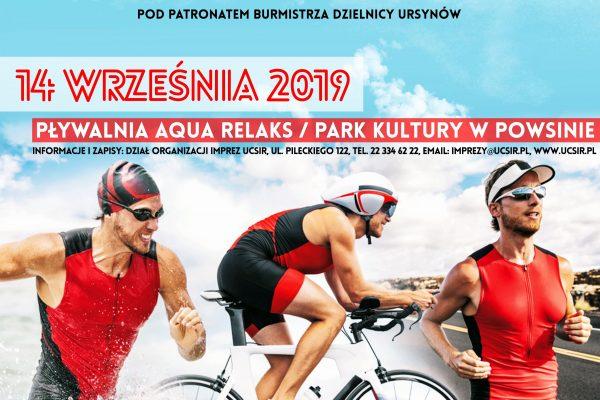 XI Triathlon Warszawski