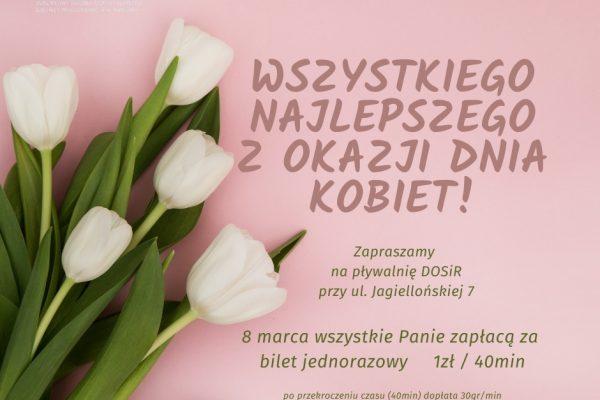 Wszystkiego najlepszego z okazji Dnia kobiet!