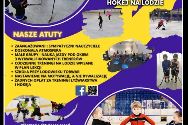 sp29 Klasa łyżwiarska - plakat
